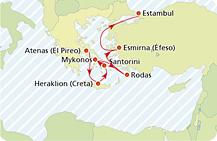 Crucero 2x1 Islas Griegas