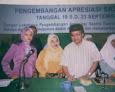 Berjumpa Taufik Ismail