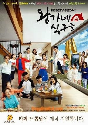 The Wang Family: Gia đình hoàng gia King's Family