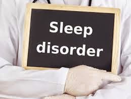 sleeping disorder effects