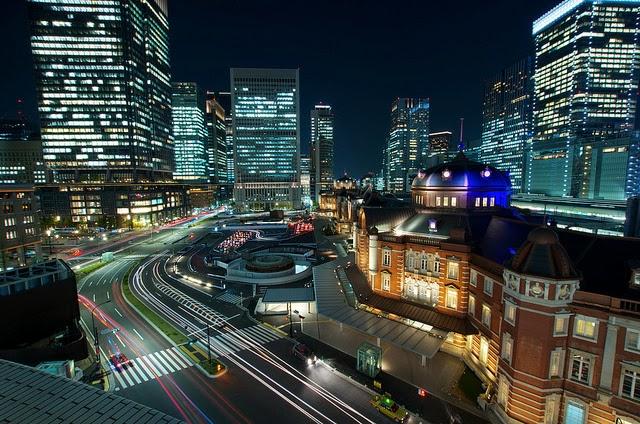 Estación de Tokyo