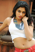 Akshida Hot Photos from Yuddam Movie Song shooting spot-thumbnail-17