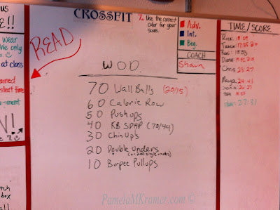 Today's WOD