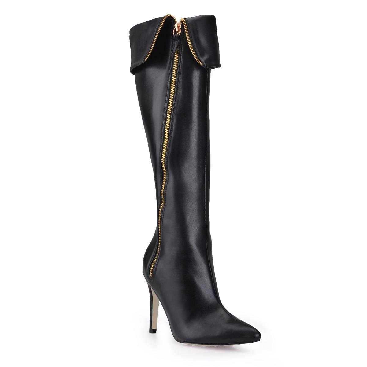 stiletto heel boots fashionate trends