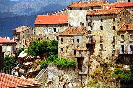 Fortifications de Sartène