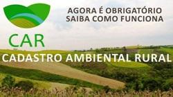 Cadastro Ambientar Rural