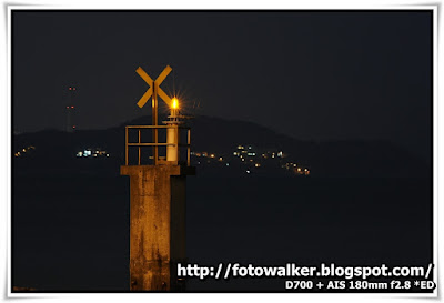 夜 沙灣道