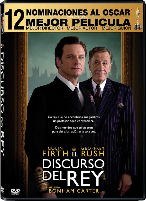 El Discurso del Rey (2010) Español Latino DVDRip