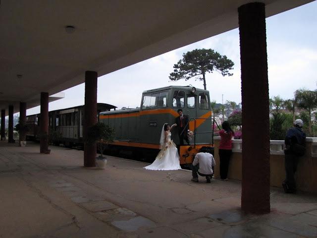 Engaged in Da Lat