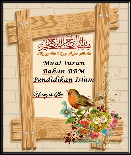 Blog Ustazah Siti Bbm Pendidikan Islam