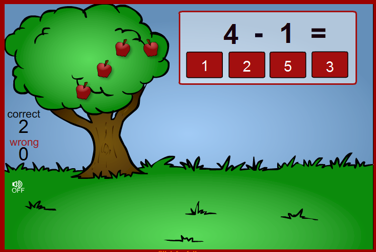 http://www.sheppardsoftware.com/mathgames/earlymath/subHarvest.htm