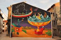 big mural art image