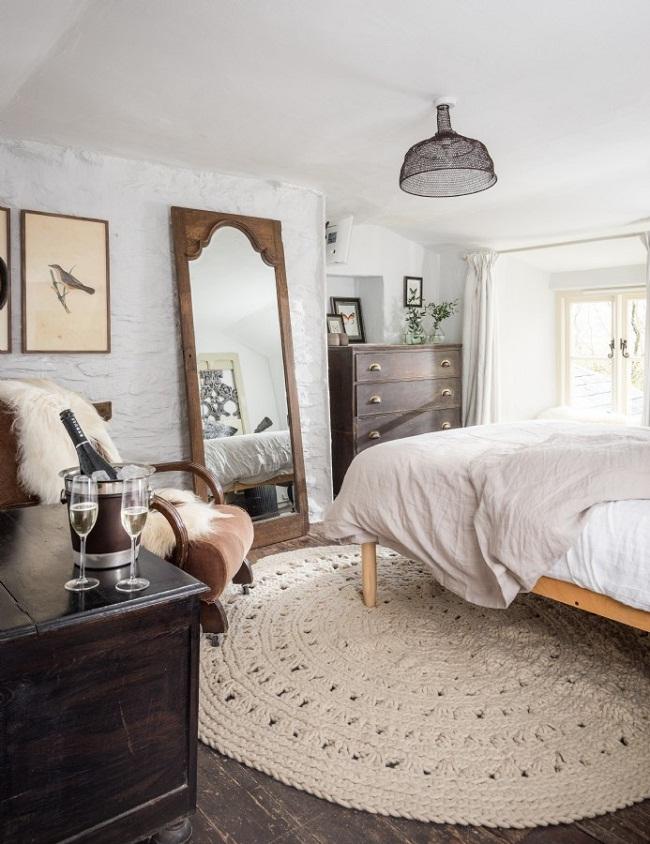 English Cottage Bedroom Decorating Ideas