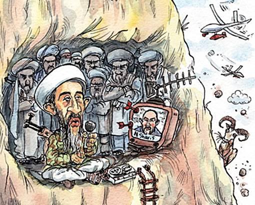 Osama bin laden tewas, al-qaeda juga ikut tewas - the facemash Post