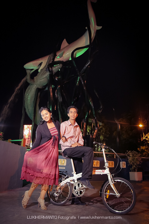 Foto prewedding terbaru