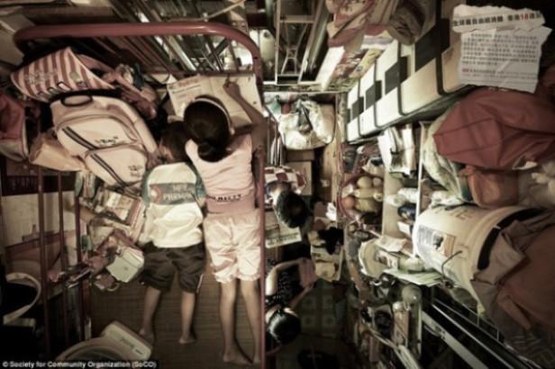 Flat Kos Rendah Di Hong Kong [11]