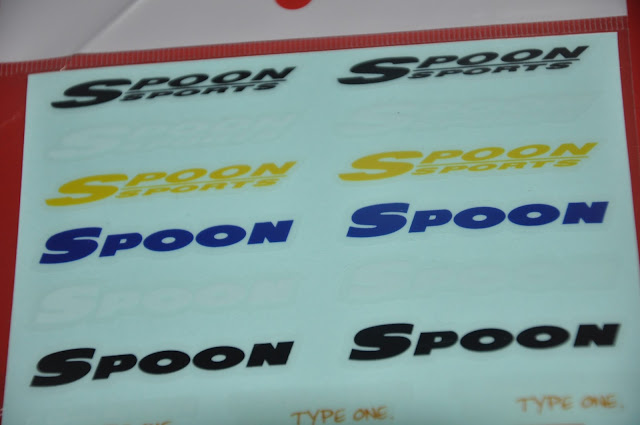 spoon sport decal