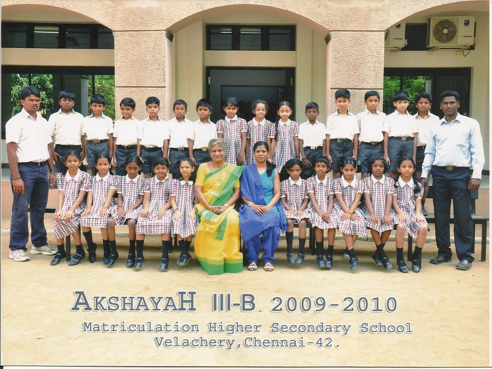 Welcome to AkshayaH Global School