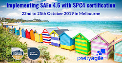 Implementing SAFe, Melbourne, 22nd October