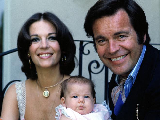 El matrimonio Wagner y su hija Courtney