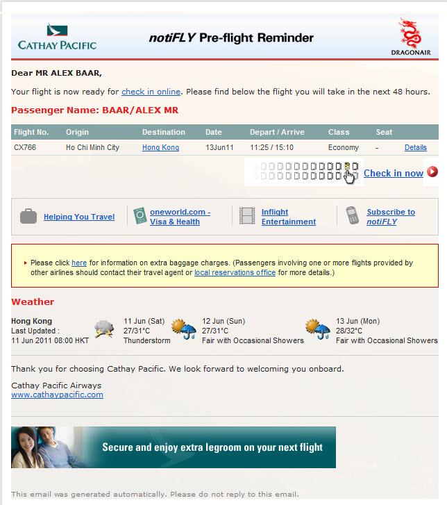 how to use mobile boarding pass cathay pacific