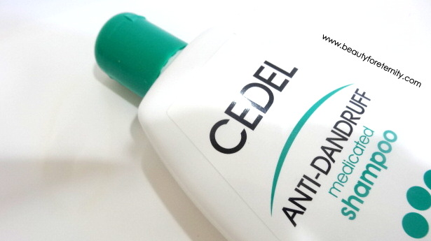 Cedel Anti Dandruff Medicated Shampoo Review