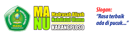 MANU Karangploso ~ Madrasah Aliyah Nahdlatul Ulama