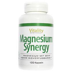 Empfohlene Magnesium Kapseln: