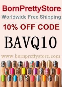 BornPrettyStore 10% off