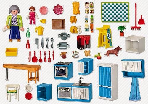 Libros y juguetes 1demagiaxfa toys juguetes - Gran casa de munecas playmobil ...