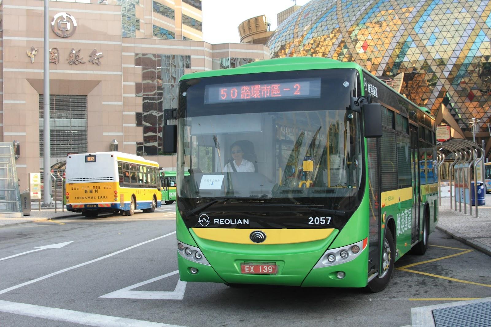 友.晴.天地: 澳門巴士服務新模式...