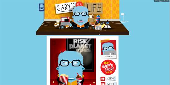 Garys reallife