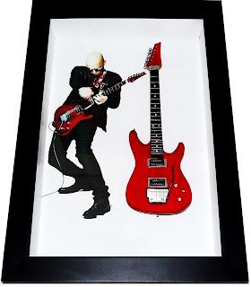 mini guitarra Joe Satriani JS 100