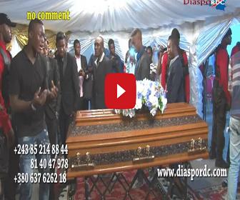 No comment: Sortie du corps de Babia Ndonga Shokoro en full HD