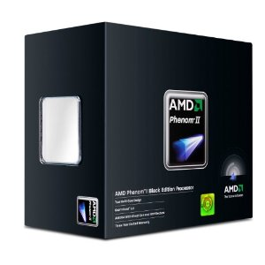 AMD Phenom II X6 1100T Blk Ed AM3 3.3G 512KB 125W 3.7G Turbo 6MB Box