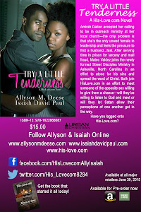 Try A Little Tenderness: A His-Love.com novel by Allyson M. Deese and Isaiah David Paul