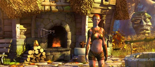 The Book of Unwritten Tales 2 new on PC and Mac