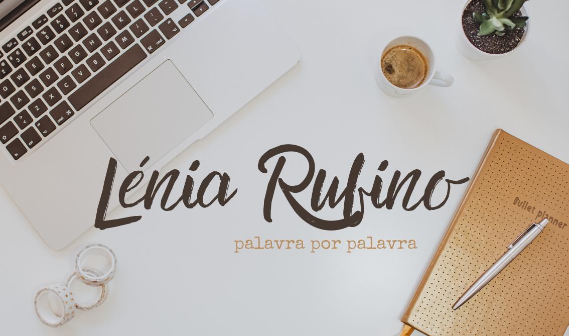 Lénia Rufino - palavra por palavra