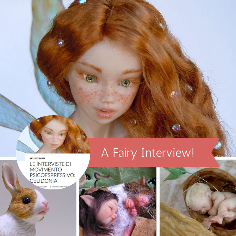 Celidonia Fairy Interview