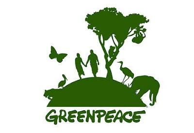 Greenpeace faz protesto contra à petroleira Shell, no grande prêmio de fórmula 1 da Bélgica.