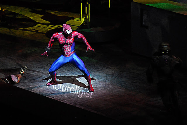 Spider-man | Marvels Universe Live | Photo by Picturologist