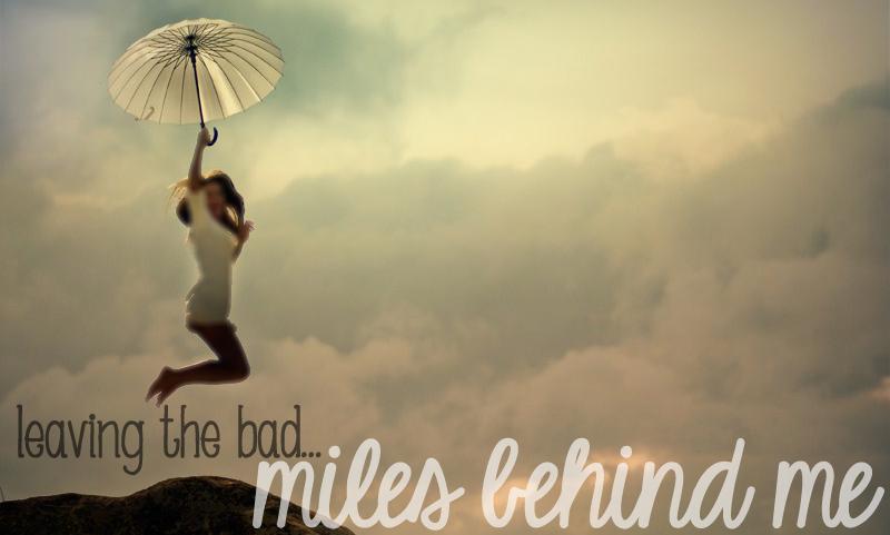 Miles Behind Me