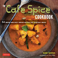 The Cafe Spice Cookbook by Hari Nayak