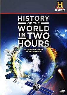 A História do Mundo em Duas Horas Dublado