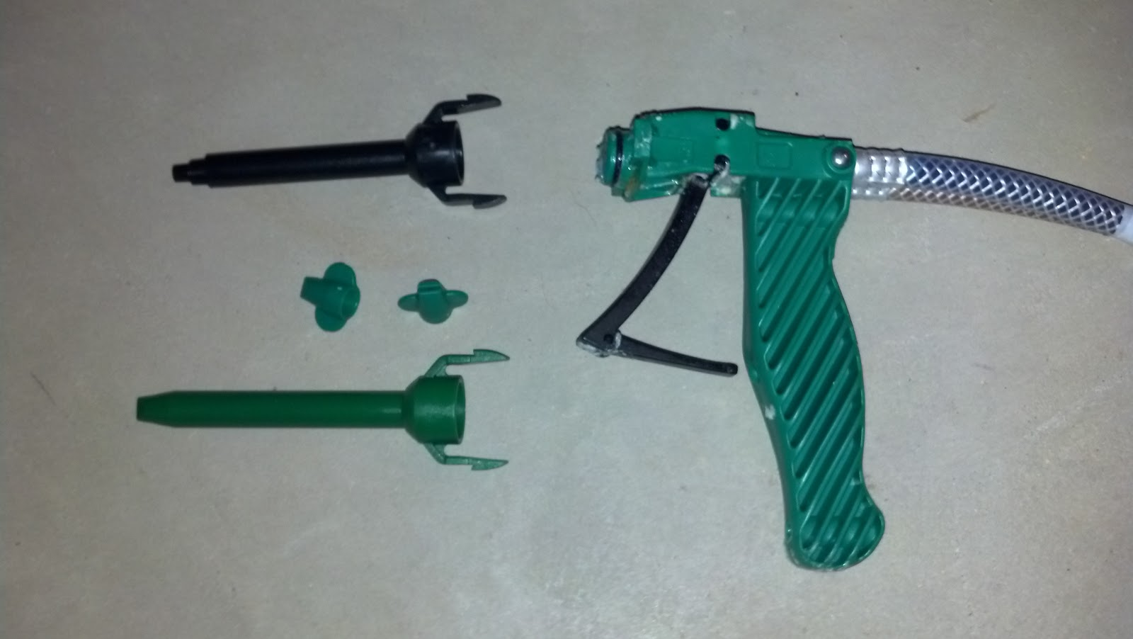 Diy spray foam insulation foam it green review spray gun and removable spray tips solutioingenieria Image collections