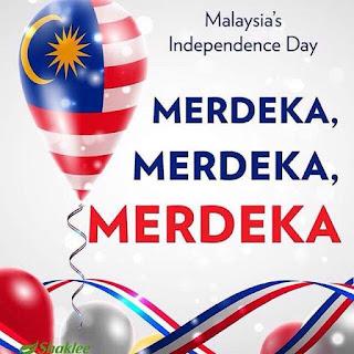 Selamat Hari Kemerdekaan Malaysia Ke 59 Tahun