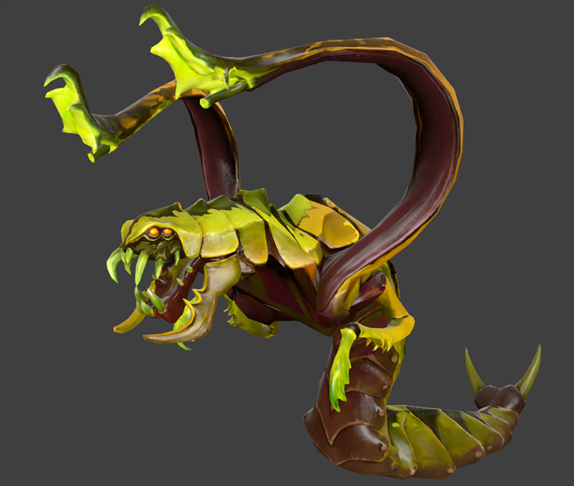 how the undying taunt came about dota2
