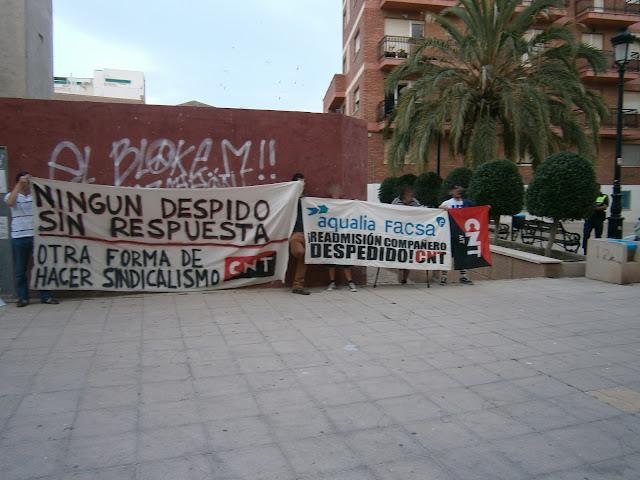 mazarron-ayuntamiento-cnt-depuradora-despidos-facsa-aqualia-aguas