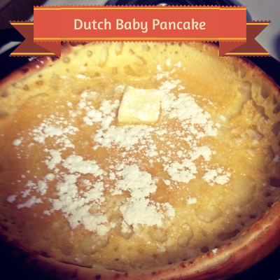 dutch baby pancake on katy's kitchen