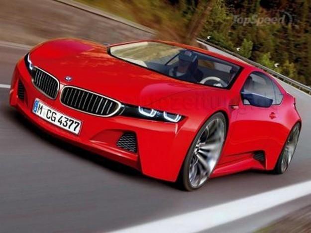 World Of Dream Cars The Super Hybrid Car Bmw M8 Concept 2012